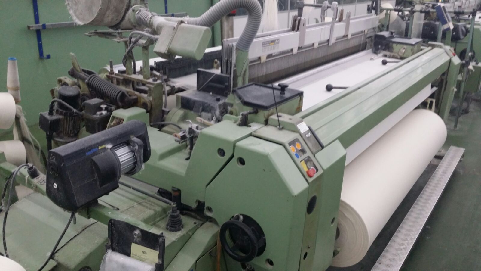 Secondhand Textile Machinery